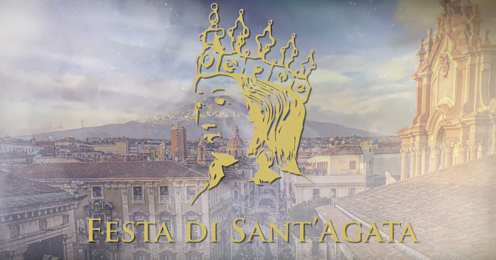 Risultati immagini per sant'agata 2019 clip ufficiale