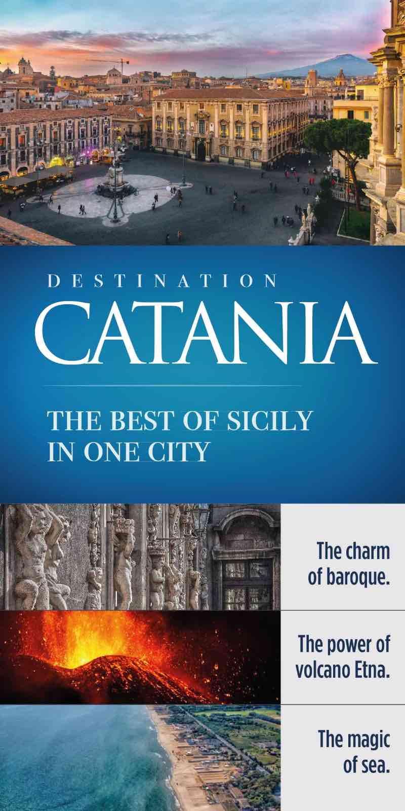 Turismo, Destination Catania per quattro mesi sul portale Expedia ...