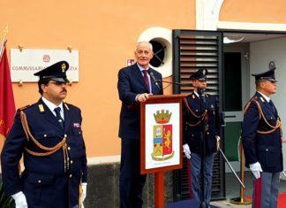 Franco Gabrielli, capo della Polizia