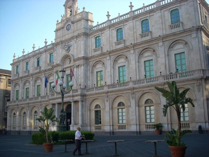 Università di Catania, palazzo centrale