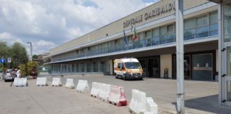 Ospedale Nuovo Garibaldi, Catania