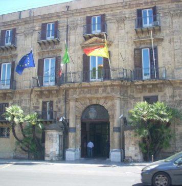 Palazzo d'Orleans, sede della presidenza della Regione
