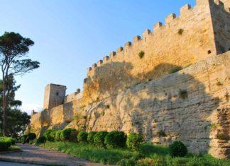 Castello di Lombardia. Enna