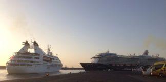 porto Catania navi