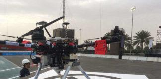 Drone Unict Abu Dhabi
