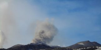 Etna. Foto di Rosario Calcagno