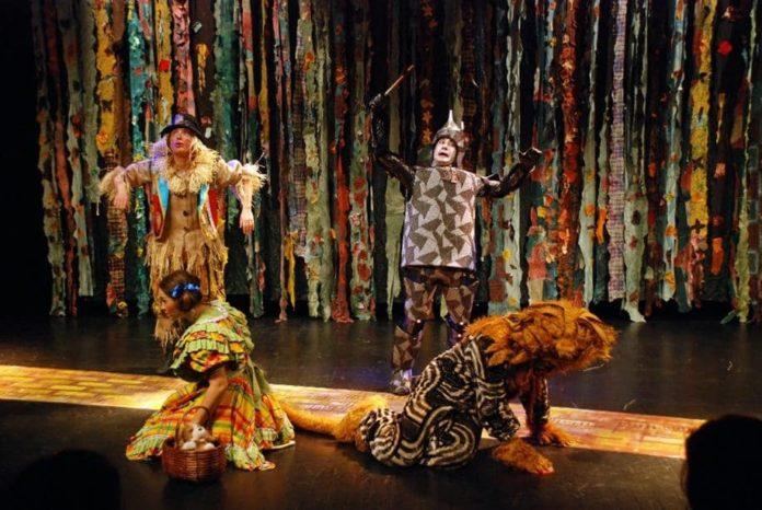 Mago di Oz. Piccolo Teatro Catania
