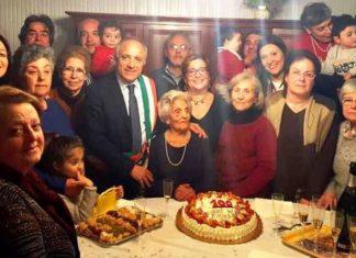 Rosa Cancè 100 anni