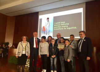 Rotary premiazione legalità
