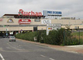 supermercato Porte di Catania