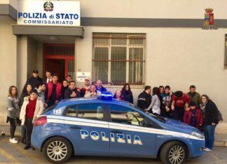 Anffas commissariato Modica 04-04-17
