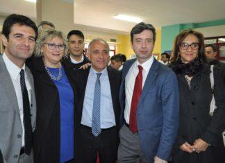Giuseppe Berretta, Angelo Villari, Andrea Orlando