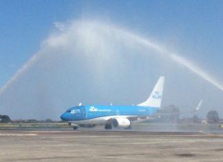 KLM aereo