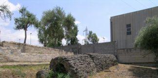 resti acquedotto romano Misterbianco
