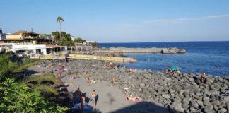 spiaggia S. Giovanni Li Cuti, Catania