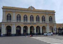 Stazione FFSS Catania