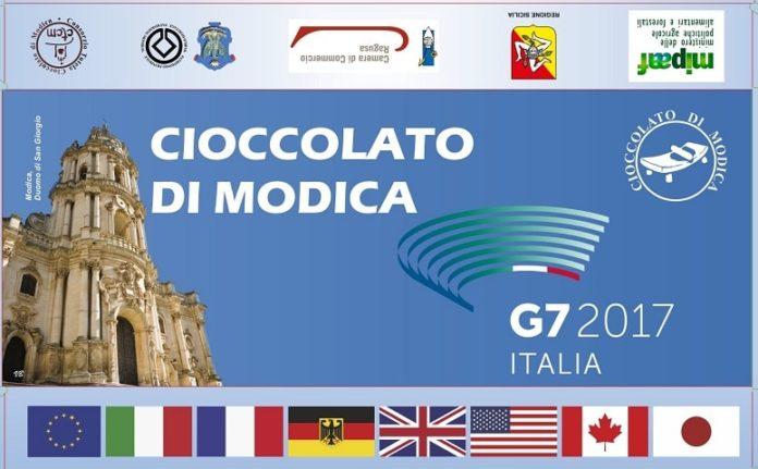 cioccolato modica G7