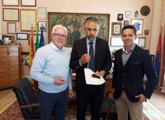 Nino Scivoletto, Ignazio Abbate, Felipe Capelo