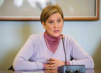 Valeria Grasso testimone di Giustizia