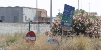 zona industriale ct